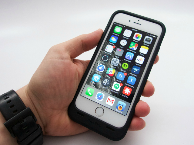 Mophie Juice Pack Plus – More Juice for iPhone 6