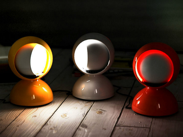 Eclisse Table Lamp – Not Just A Lamp But A Work Of Art