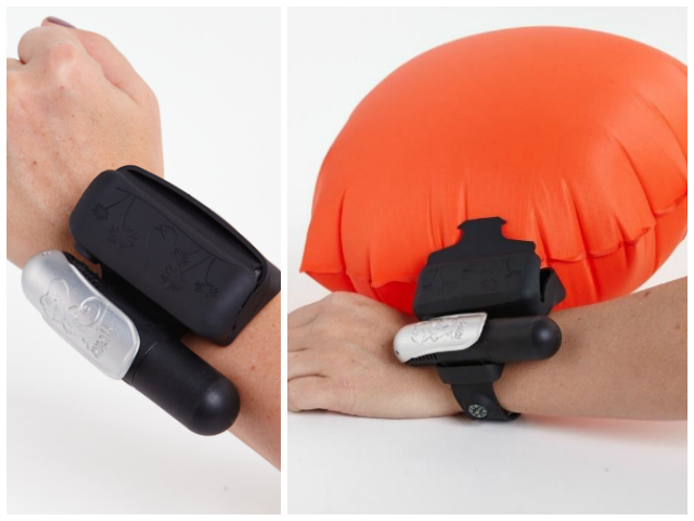 Kingii: World's Smallest Inflatable Floatation Device