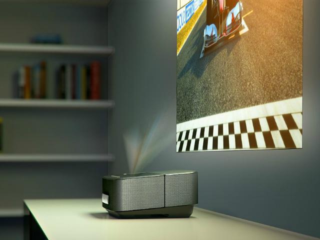 Philips Screeneo Ultra Short Throw Wireless Projector
