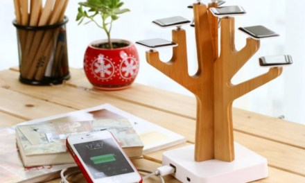 Suntree Solar Charger: Inspired by Nature