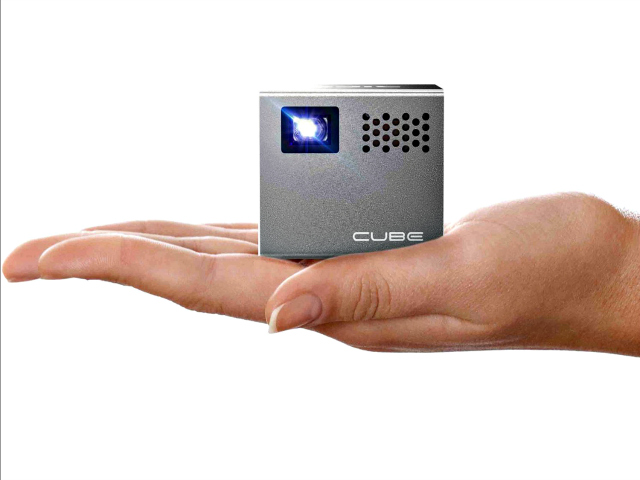 The Cube Expands Your Phone Screen To 120 Inches