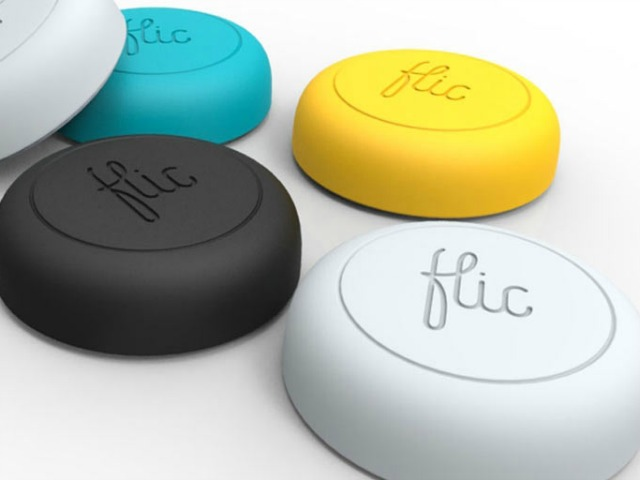 Flic is the Shortcut Button to your Phone