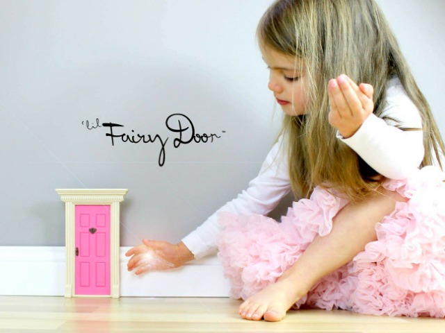 Create a Magical Portal with the 'lil Fairy Door