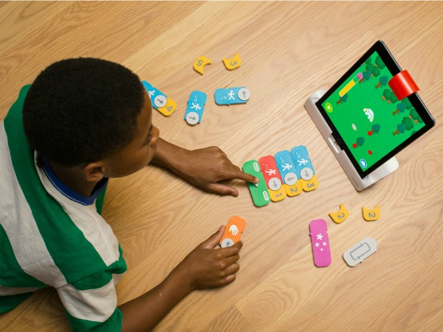 With Osmo Coding is Kid's Play