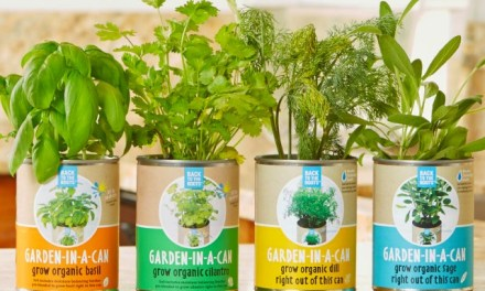 Garden in a Can: Now Everyone Can be Self-Sufficient