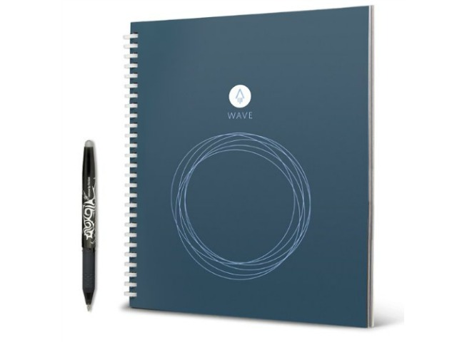 Rocketbook Wave: World's First Microwave to Erase Cloud-Ready Notebook