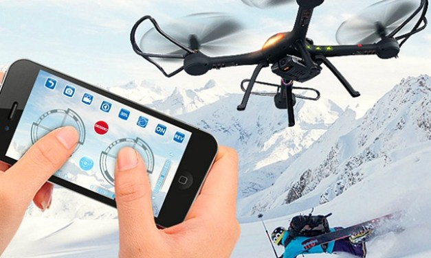 JJRC H11WH WiFi Quadcopter with HD Camera