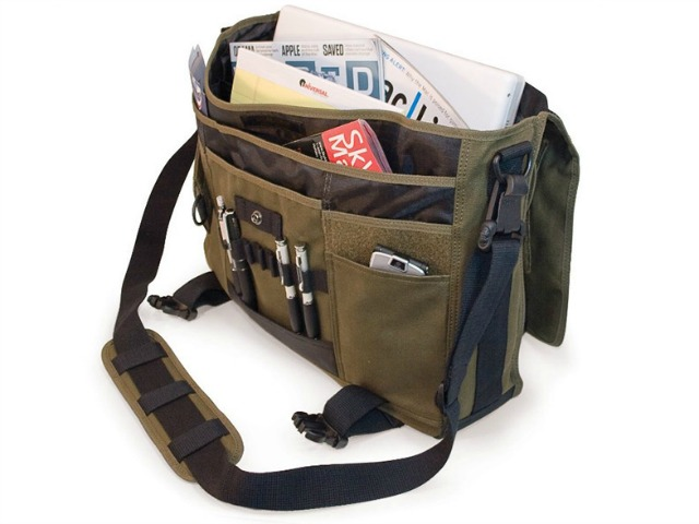 Kabden Canvas Sling Bag for Carrying your EDC Gear - GetdatGadget