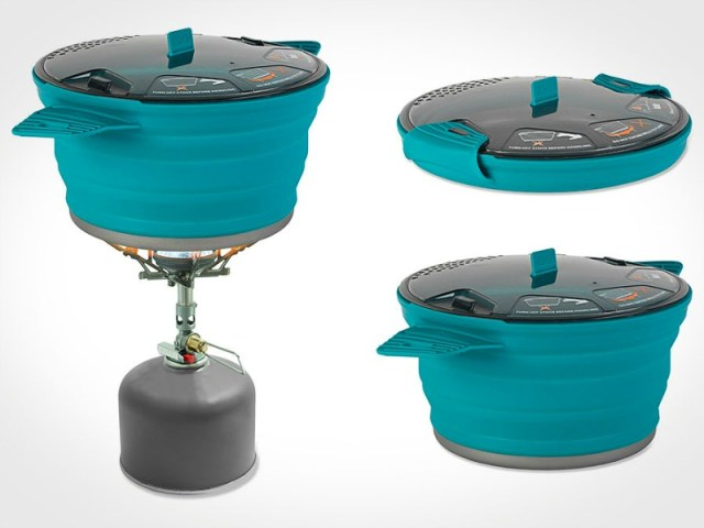Sea to Summit Space Saving Collapsible X-Pot