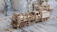 UGEARS 460 Locomotive with Tender