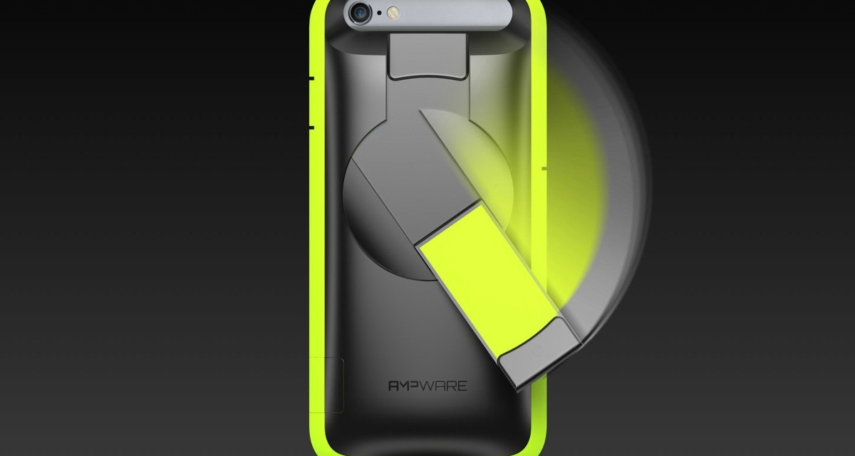 Crank Case Ensures your iPhone Never Runs out of Battery