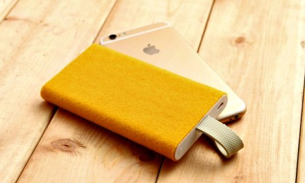 The NuAns TagPlate is the Power Bank that Actually Looks Good