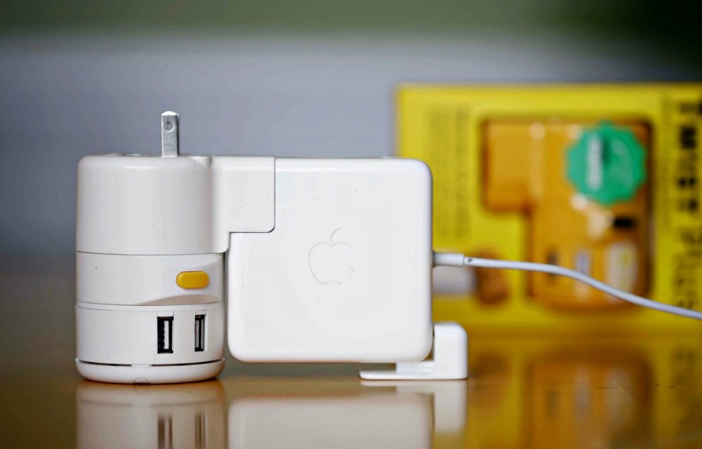 Twist Plus+ is the only Adapter you Need when Travelling