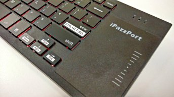 iPazzPort Wireless Keyboard