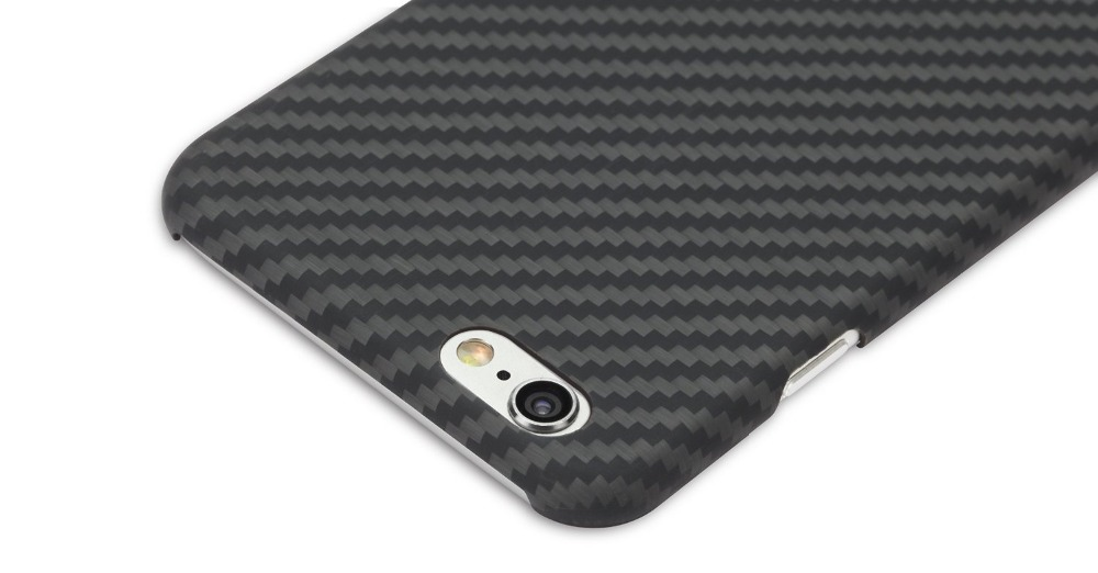 innovative design 39c07 59faa Pitaka Aramid Phone Case: Don't Compromise Beauty for Protection ...