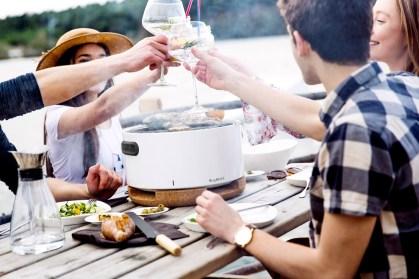 BergHOFF Table BBQ