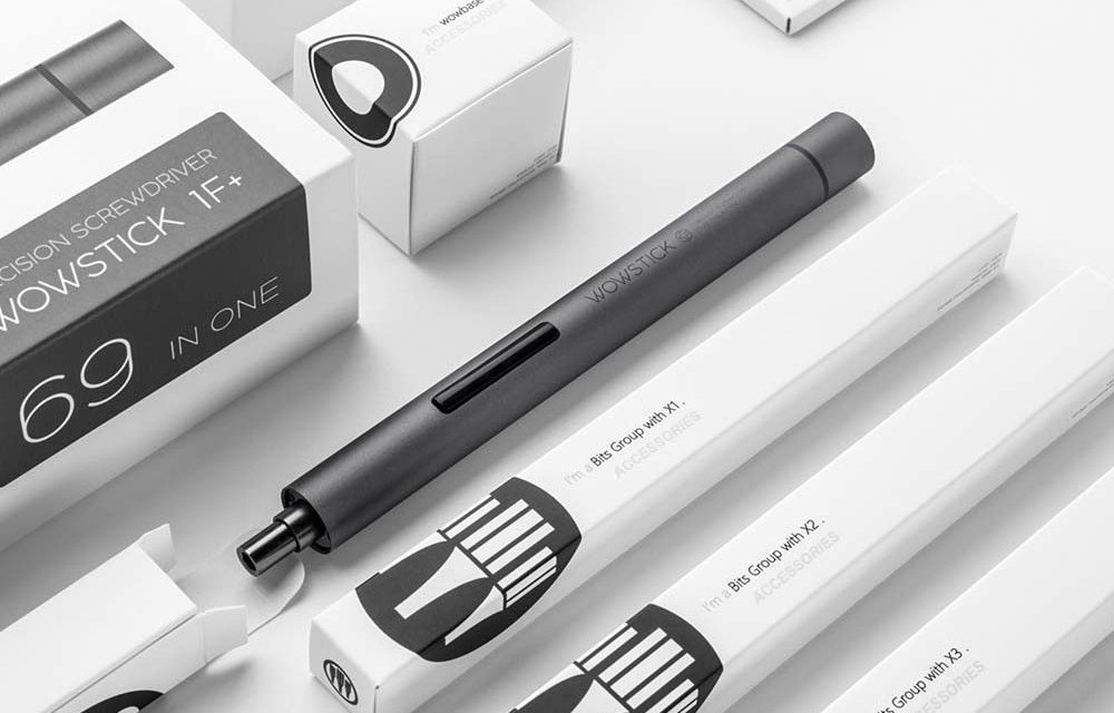 Wowstick: The Pen Sized Electric Screwdriver