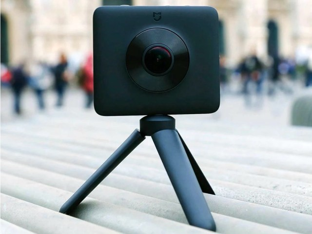 Xiaomi Mi Sphere Panoramic Camera Shoots Insane 360º Videos
