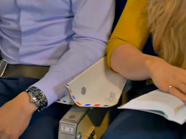 Soarigami Ends the Airplane Armrest Wars