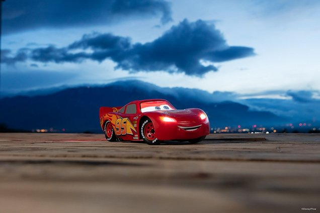 Sphero Ultimate Lightning Mcqueen