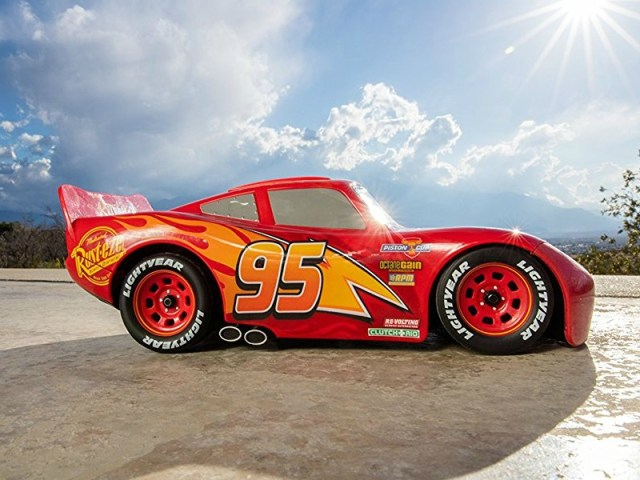 It's an Insult to Call the Ultimate Lightning McQueen a Toy