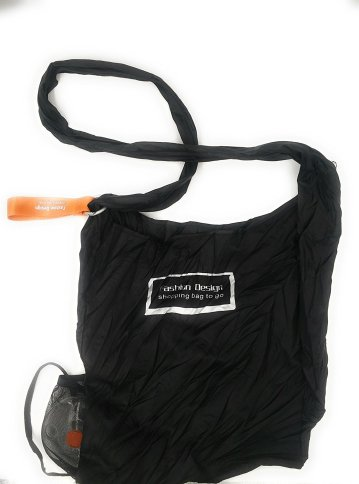 Portable Retractable Tote Bag