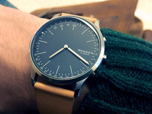 Skagen Connected: Analog Hybrid Smartwatch