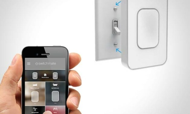 Switchmate Makes any Switch Smart in Just Seconds