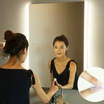 Bluetooth LED Bathroom Mirror