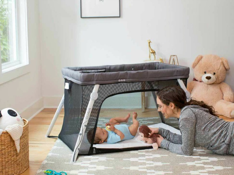Lotus Everywhere Travel Crib – Portable and Safe