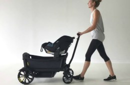 Veer Cruiser Takes your Kids Off-Road in Comfort