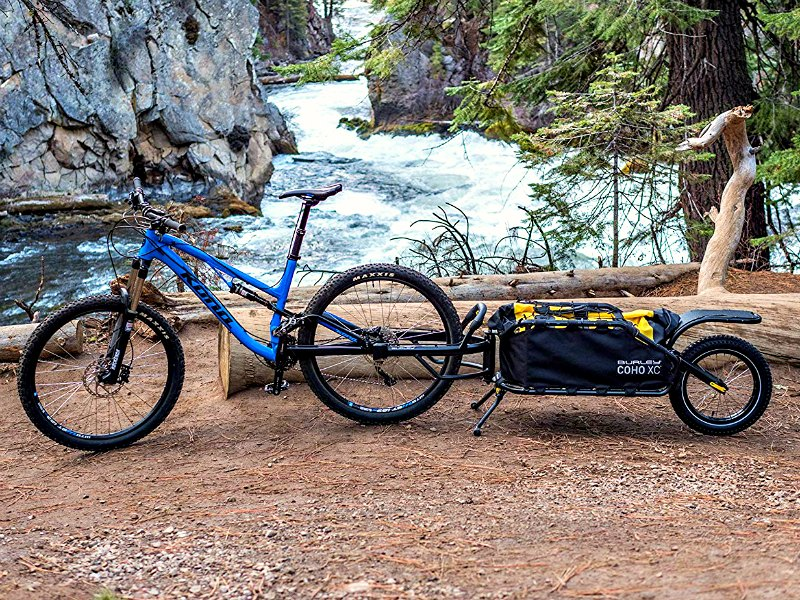 Coho XC: Hauling Gear for Bikepacking and Touring Made Easy