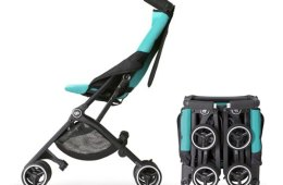 GB Pockit Record Breaking Stroller Fits in Diaper bag