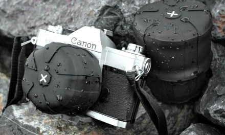 Kuvrd Universal Lens Cap 2.0 Protects all Lenses