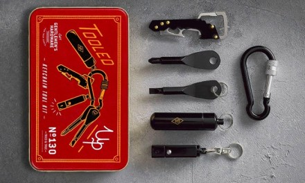Gentlemen's Hardware Tool Kit: EDC on a Keychain
