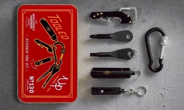 Gentlemen's Hardware Tool Kit: EDC on a Keychain