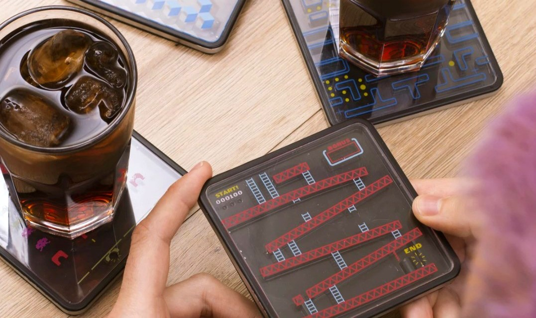 Thumbs Up Puzzle Coasters are a Whole New Game