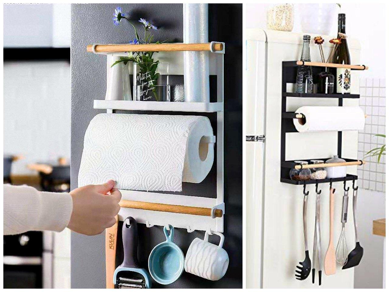 Magnetic Kitchen Rack