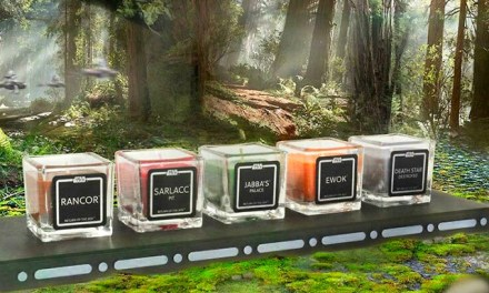 Star Wars Scented Candles – I Scent a Disturbance in the Force