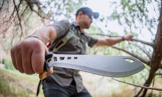 Gerber Versafix Pro, the Only Machete you'll Ever Need