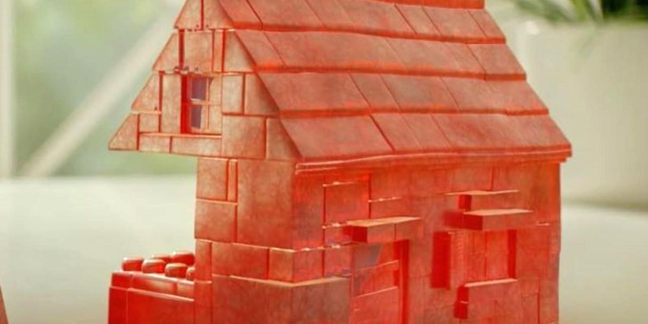 Jell-O Play Build + Eat Construction Kit