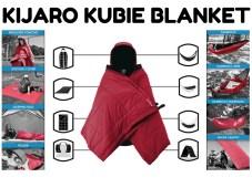 Kijaro Kubie - One Blanket to Rule Them All