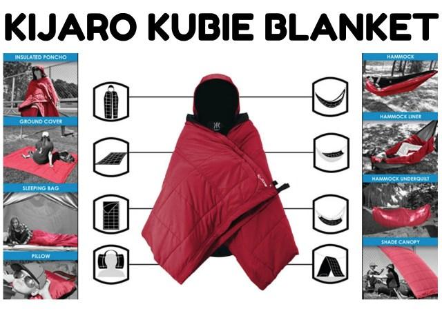 Kijaro Kubie – One Blanket to Rule Them All