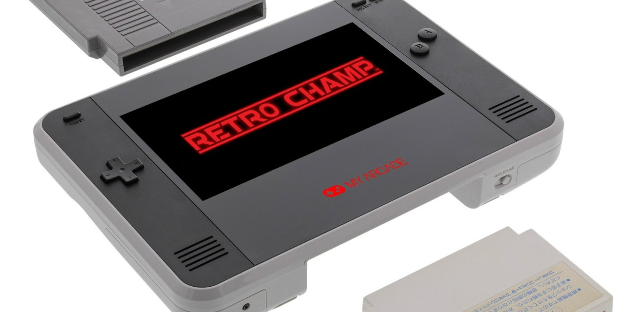 Retro Champ – Nintendo Switch for NES and Famicom Games