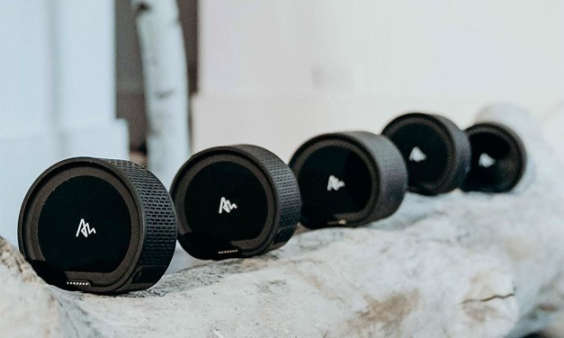 Air Audio – World's First Pull-Apart Speaker