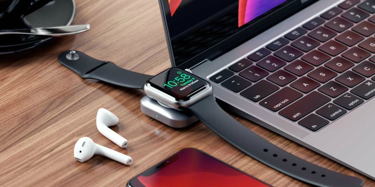 Satechi Apple Watch Dock – The Charging Dock Apple Should Have Made