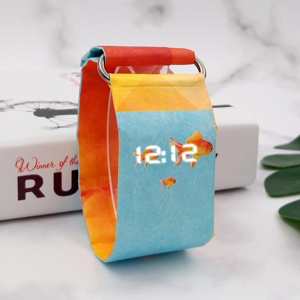 Waterproof Paper Watch