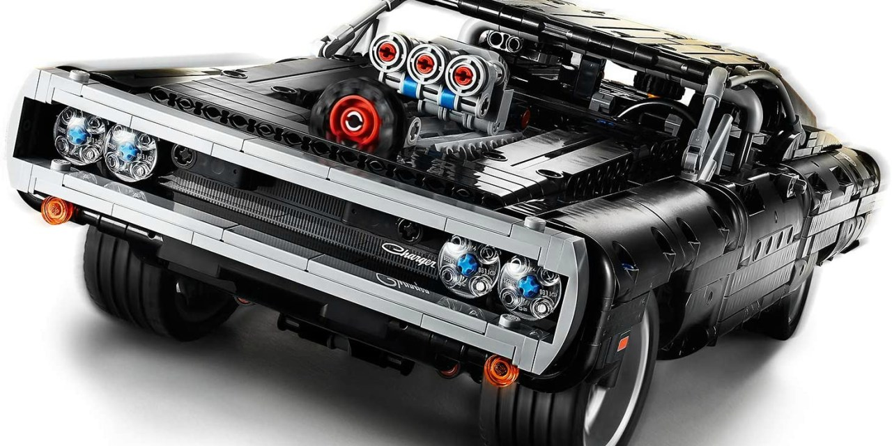 LEGO Technic: Fast & Furious – Dom's Dodge Charger