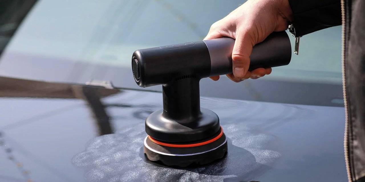 Autobuff – When Apple meets Car Polisher